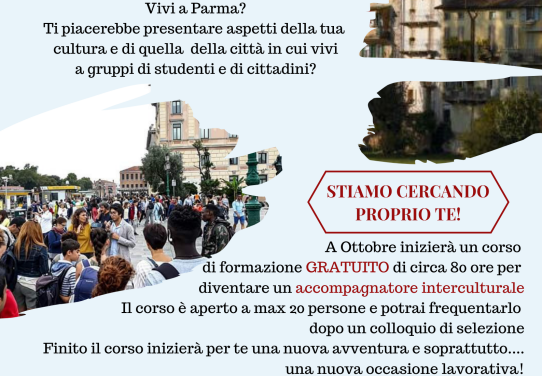 Migrantour : Diventa un accompagnatore interculturale