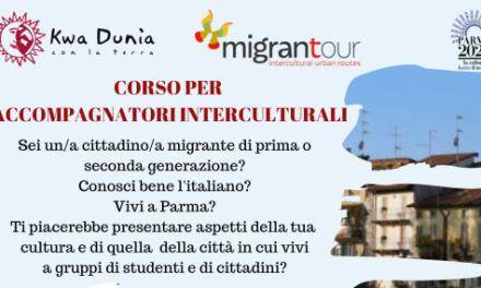 Migrantour : Diventa un accompagnatore interculturale
