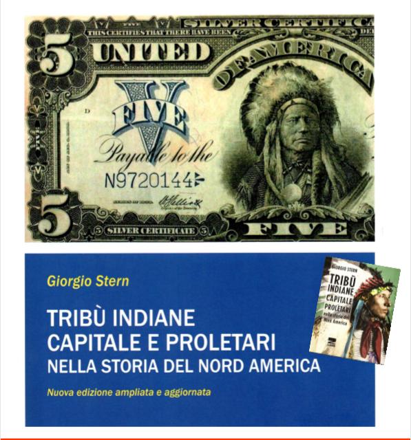 14 Settembre ore 20,45 – Nativi Americani: Incontro con lo scrittore Giorgio Stern