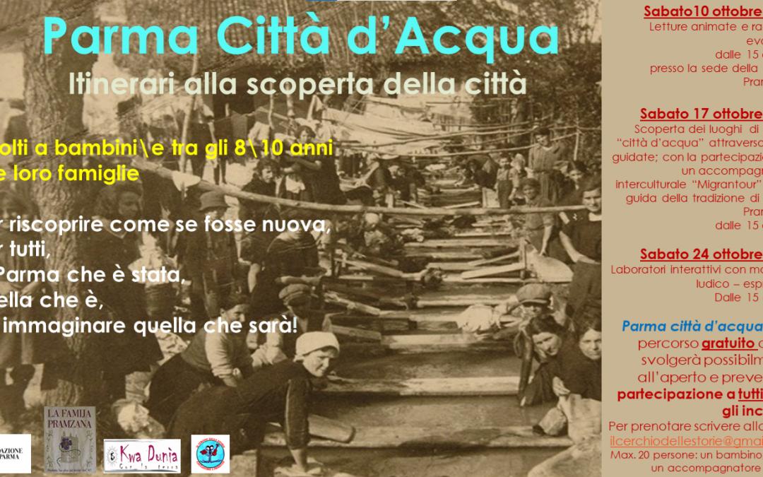 Parma Città d'Acqua – Itinerari alla scoperta della città