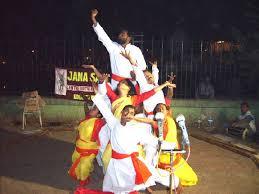 25 Ottobre ore 18 Incontro spettacolo con il gruppo Jana Sanskriti (India)