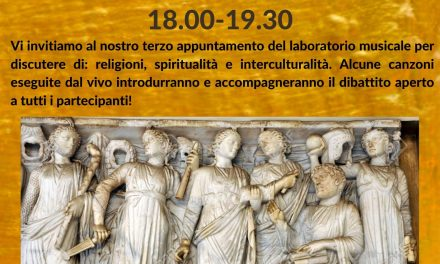 LABORATORIO MUSICALE 13/03/2020