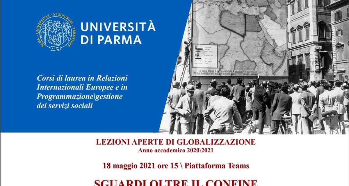 Sguardi oltre il confine …. con Migrantour Parma